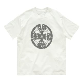 かえるのうた Organic Cotton T-shirts
