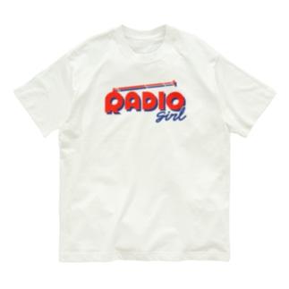 RADIO girl Organic Cotton T-shirts