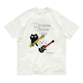 ネコ兄弟 tXTC_51 Organic Cotton T-shirts