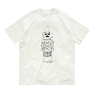 たてもちびと Organic Cotton T-shirts