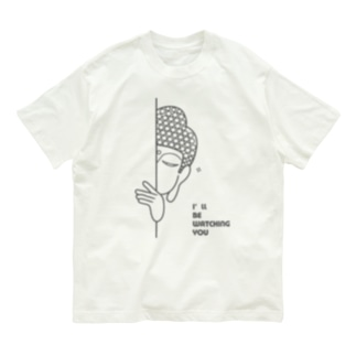 Watch Organic Cotton T-shirts