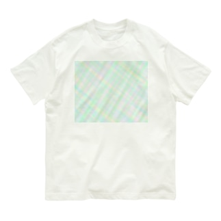 ほんわか重ね塗り Organic Cotton T-Shirt