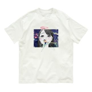 それは天使も泣くわな~ Organic Cotton T-shirts