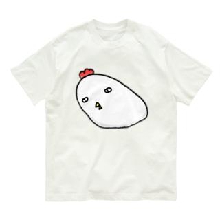 よいものです-ねむねむとり Organic Cotton T-shirts