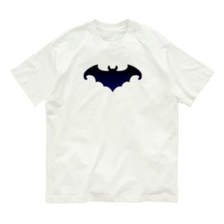 コウモリ Organic Cotton T-shirts