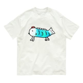 よいものです-ぐるぐるとり Organic Cotton T-shirts