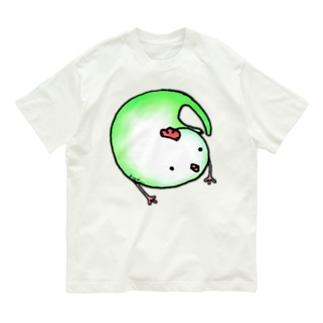 よいものです-むちゃむちゃとり Organic Cotton T-shirts