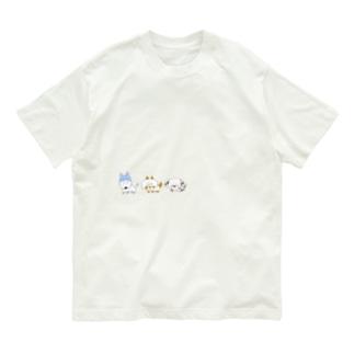 我々は犬 Organic Cotton T-shirts