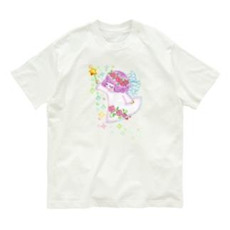あんじぇらーぬ Organic Cotton T-shirts