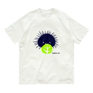キャベツうに Organic Cotton T-Shirt