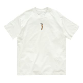 にしきあなご Organic Cotton T-shirts