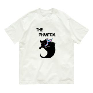 彷徨える黒い亡霊の服・明色向け Transgender Pride Colors Organic Cotton T-shirts