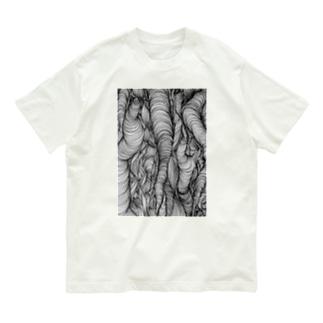 悩みの渦 Organic Cotton T-shirts