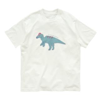 ヒパクロサウルス Organic Cotton T-shirts