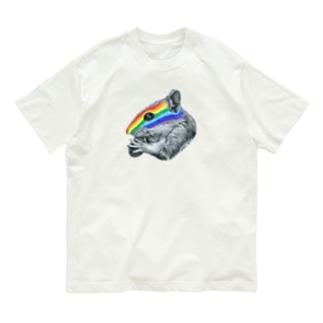 chipmunk Organic Cotton T-shirts