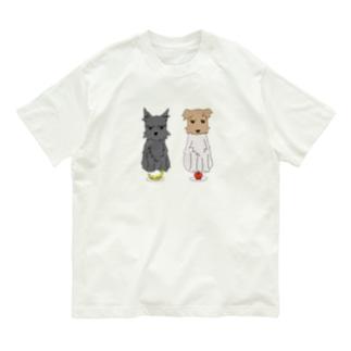 しゃろふいフルーツ Organic Cotton T-shirts