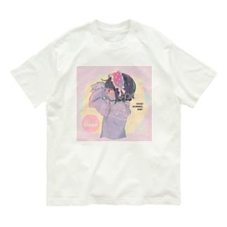 やさしい朝になりますように Organic Cotton T-shirts