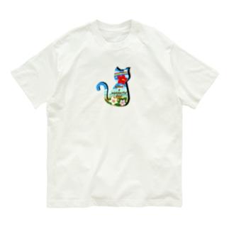 Cat Island♪ Organic Cotton T-shirts