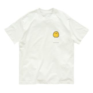 ひよこさんノーマル Organic Cotton T-shirts