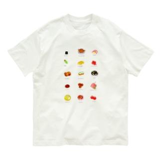 お弁当のおかず Organic Cotton T-shirts