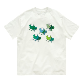 カメレオンブラザーズ Organic Cotton T-shirts