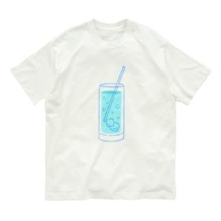 しゅわしゅわ Organic Cotton T-Shirt
