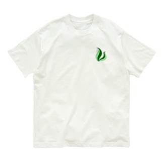 わかめさん Organic Cotton T-shirts