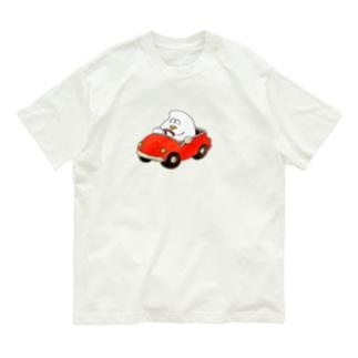 ペーパードライバー Organic Cotton T-shirts