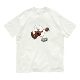 路上ライブ Organic Cotton T-shirts