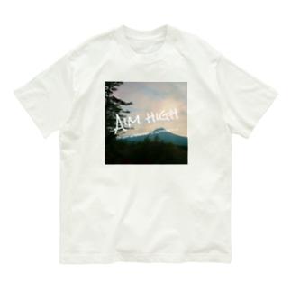 AIM HIGH Organic Cotton T-shirts