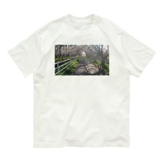 サクラトンネル Organic Cotton T-shirts