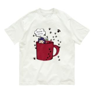 第1弾 まぐネコ Organic Cotton T-shirts
