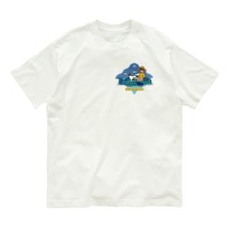 Fish Cruising Organic Cotton T-shirts