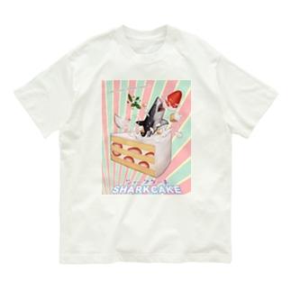 シャークケーキ Organic Cotton T-shirts