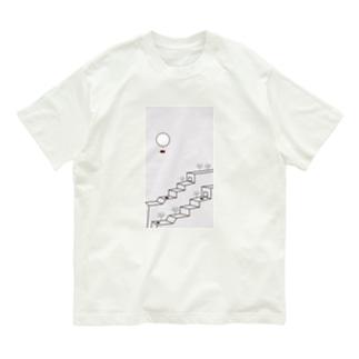 いぬのまち Organic Cotton T-shirts