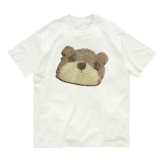 クマさんクッキー Organic Cotton T-shirts