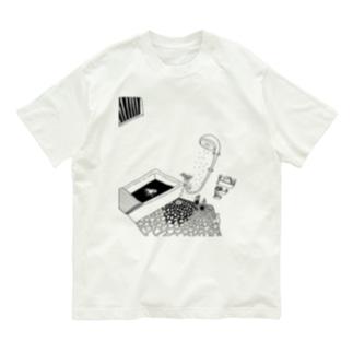 かもめA-Tシャツ Organic Cotton T-shirts