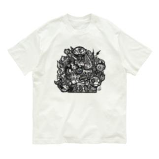 自画像s Organic Cotton T-Shirt