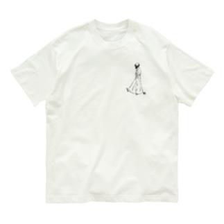 無色 Organic Cotton T-shirts