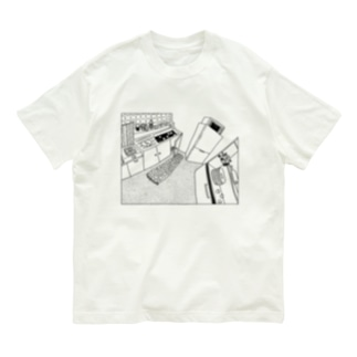 かもめC-Tシャツ Organic Cotton T-shirts