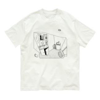 かもめD-Tシャツ Organic Cotton T-shirts