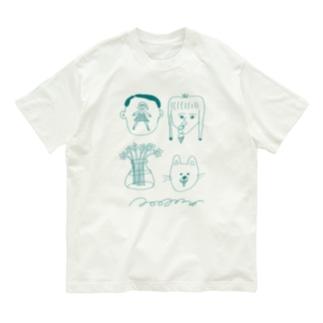 暮らし Organic Cotton T-shirts