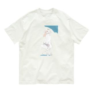 かみさま Organic Cotton T-shirts