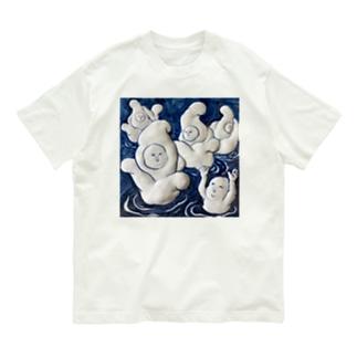 春の訪れ Organic Cotton T-shirts