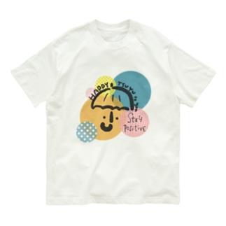 すてきな梅雨をあなたに。 Organic Cotton T-shirts