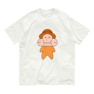 ぷくえ Organic Cotton T-shirts