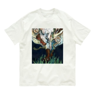 古靴から靴下 Organic Cotton T-shirts