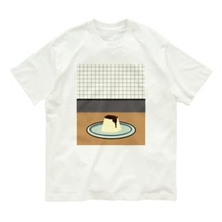 プリン Organic Cotton T-shirts