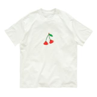 ぷくらんぼ Organic Cotton T-shirts