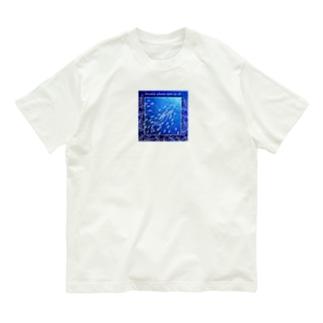 Caoliのアマビエ様 Organic Cotton T-shirts